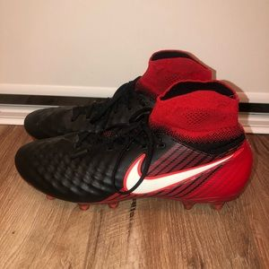 Nike soccer cleats.